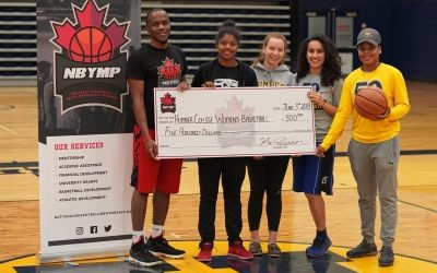 NBYMP Hosts All-Girl's Basketball Workshop at Humber College