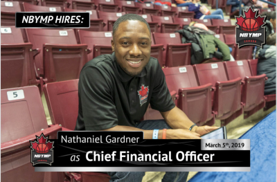 NBYMP Hires Nathaniel Gardner as Chief Financial Officer