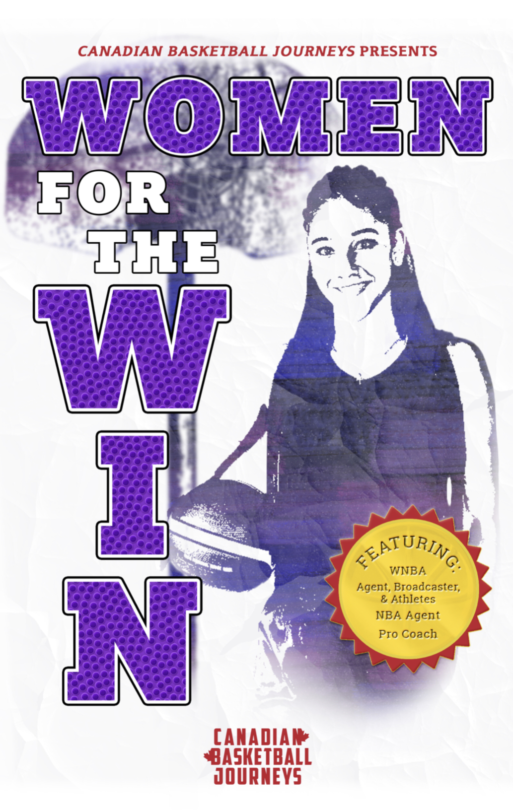 Women for the Win, Volume 1 by Canadian Basketball Journeys