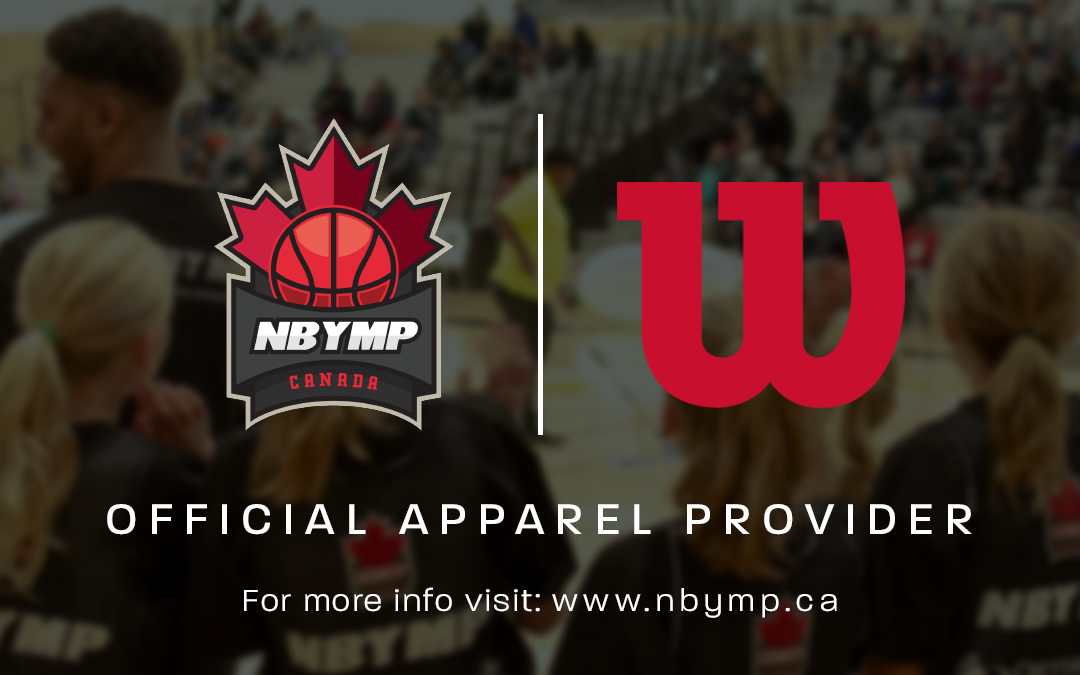 NBYMP Partners with Wilson Basketball and Wilson Sporting Goods